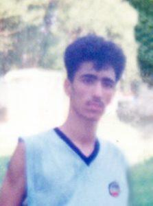 نويد فريدي تيم ملي ايران ١٩٩٤جوانان