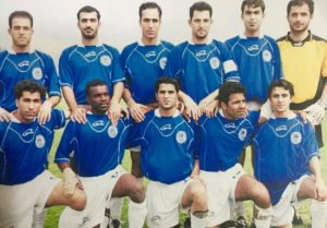 Esteghlal kish F.C.