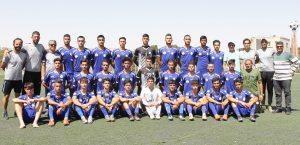 Esteghlal F.C. U-19 , season 2018-19